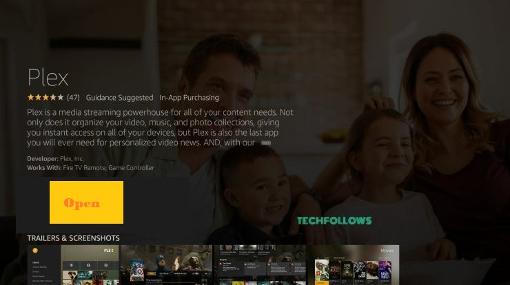 How to Install Plex on Fire stick